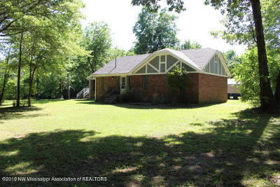 Desoto County Single Family Home For Sale: 10575 Church Street