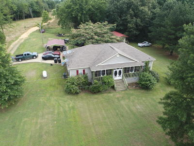 Tate County Single Family Home For Sale: 679 O B McClinton Road