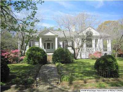Holly Springs Single Family Home For Sale: 180 S Craft Street