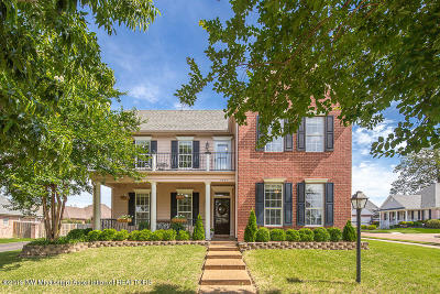 Olive Branch Single Family Home For Sale: 4894 Stone Cross Drive