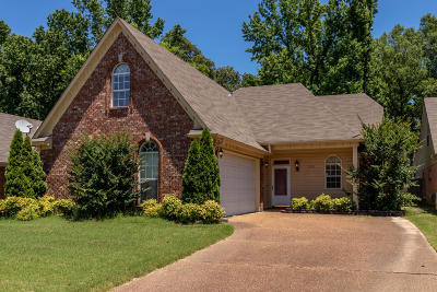 Desoto County Single Family Home For Sale: 2124 Heritage Cove