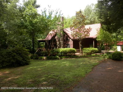 Marshall County Single Family Home For Sale: 2719 S Slayden Road