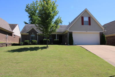Southaven Single Family Home For Sale: 1573 W Madison Cove