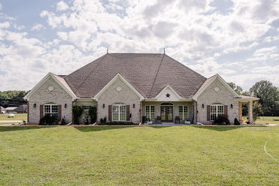 Tate County Single Family Home For Sale: 44 Western Way