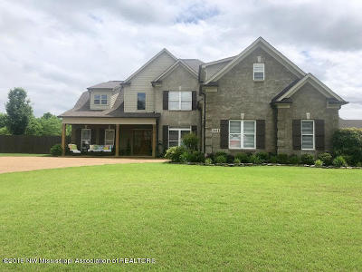 Nesbit MS Single Family Home For Sale: $299,900
