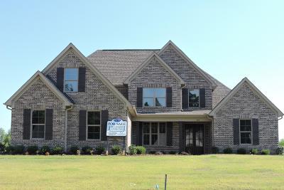 Nesbit MS Single Family Home For Sale: $349,900