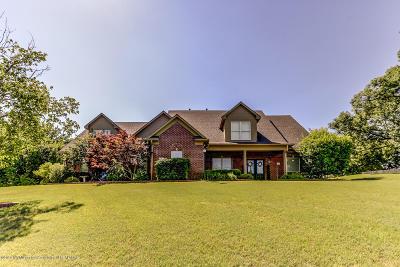 Desoto County Single Family Home For Sale: 1323 Stone Gate Drive