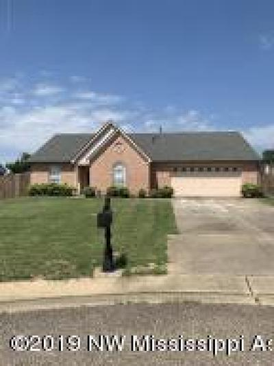 Southaven Single Family Home For Sale: 9137 Harness Cove