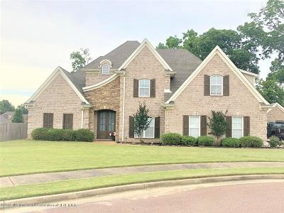 Desoto County Single Family Home For Sale: 604 Bending Oak Circle