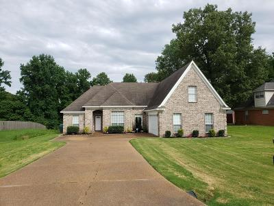 Desoto County Single Family Home For Sale: 7640 Broken Hickory Drive