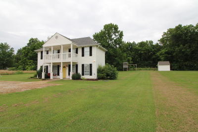 Desoto County Single Family Home For Sale: 976 Nesbit Road