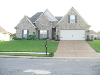 Horn Lake Single Family Home For Sale: 4795 Spike Lane