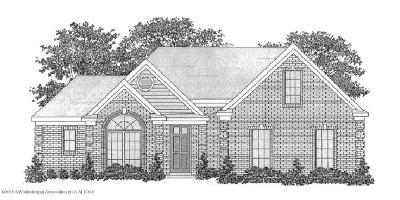 Walls Single Family Home For Sale: 7811 Melisa Drive