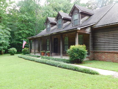 Horn Lake Single Family Home For Sale: 4449 Red Oak Drive