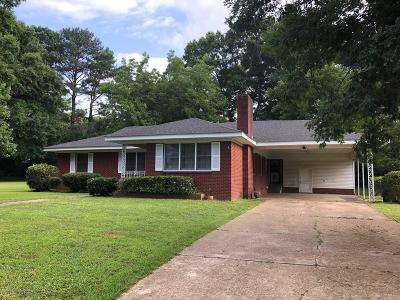 Tate County Single Family Home For Sale: 214 Evelyn Street