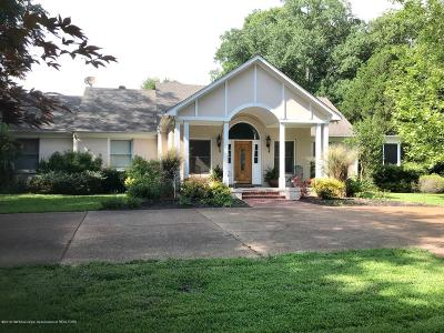 Tate County Single Family Home For Sale: 113 Church Street