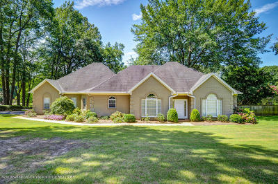 Tate County Single Family Home For Sale: 650 Oakley Road
