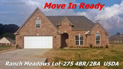 Walls Single Family Home For Sale: 7820 Purifoy Drive