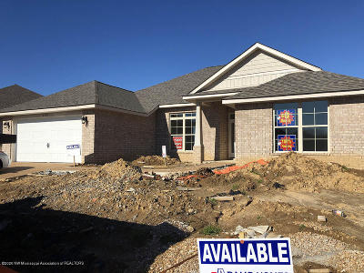 Desoto County Single Family Home For Sale: 2586 Madeline Lane