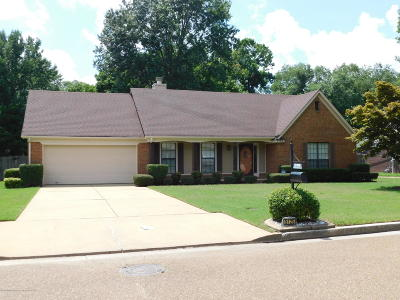 Desoto County Single Family Home Active/Contingent: 5125 Plum Tree Drive