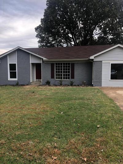 Desoto County Single Family Home For Sale: 754 Charter Oak Drive