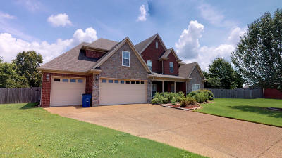 Desoto County Single Family Home For Sale: 4258 Amherst Cove