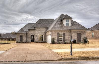 Hernando MS Single Family Home For Sale: $255,900