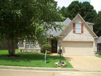 Southaven MS Single Family Home For Sale: $233,900