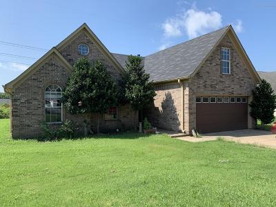 Southaven MS Single Family Home For Sale: $139,900