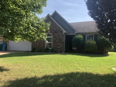Walls Single Family Home For Sale: 8163 Delta Lakes Boulevard
