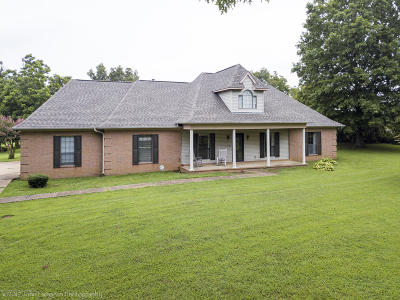 Byhalia Single Family Home For Sale: 13960 Fairview Road