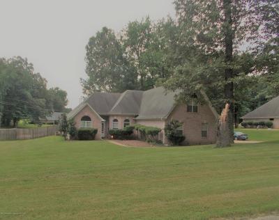 Horn Lake Single Family Home For Sale: 5623 Wayne Cove