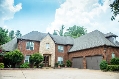 Southaven MS Single Family Home For Sale: $749,500