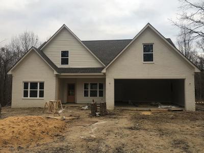 Tate County Single Family Home For Sale: 1 Magnolia Circle
