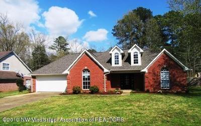 Lafayette County Single Family Home For Sale: 512 Alexa Drive