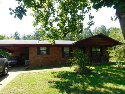 Holly Springs Single Family Home For Sale: 435 Hudsonville Road