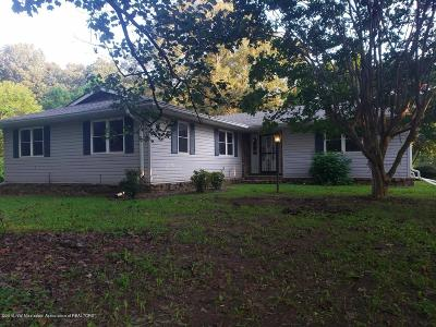Tate County Single Family Home For Sale: 5606 Highway 4 West
