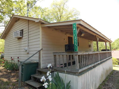 Lafayette County Single Family Home For Sale: 541 County Road