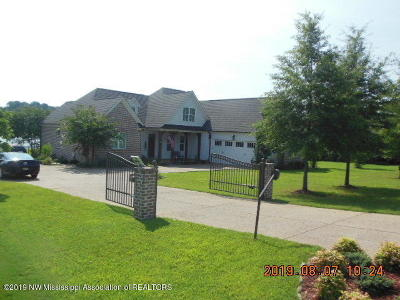 Lafayette County Single Family Home For Sale: 2000 W Wellsgate Drive
