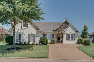 Southaven Single Family Home For Sale: 2898 Ainsworth Lane