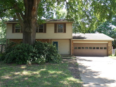 Southaven Single Family Home For Sale: 718 Cumberland Cove