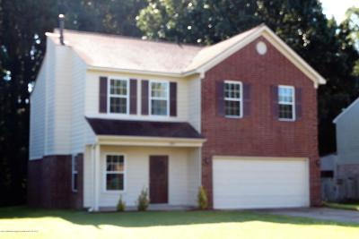 Lafayette County Single Family Home For Sale: 7328 Fox Creek Drive