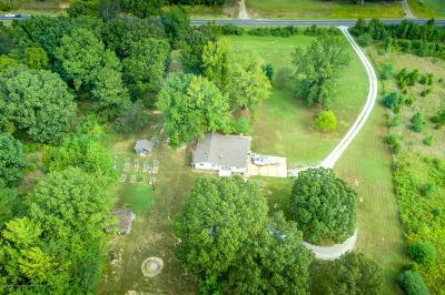 Byhalia Single Family Home For Sale: 449 Strickland Road