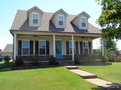 Olive Branch Single Family Home For Sale: 4718 W Dublin