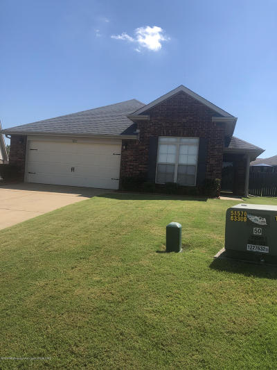 Southaven Single Family Home For Sale: 3237` Earlcastle Drive