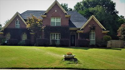 Olive Branch Single Family Home For Sale: 5909 Eagle Lane