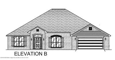 Olive Branch Single Family Home For Sale: 8575 N Courtly Circle