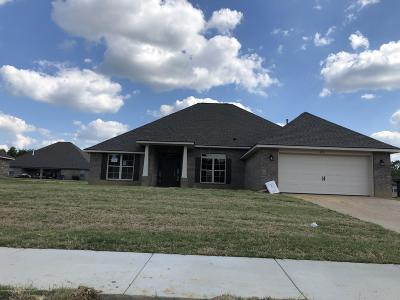 Olive Branch Single Family Home For Sale: 8595 N Courtly Circle