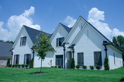 Olive Branch Single Family Home For Sale: 6808 Hawks View