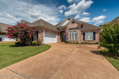 Southaven Single Family Home For Sale: 4422 Keeley Cove